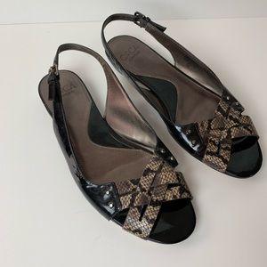 Circa Joan & David Slingback Sandals